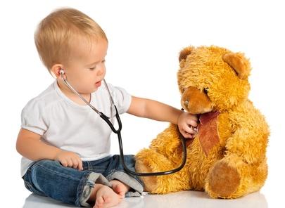 La pediatra - Nido di Lù